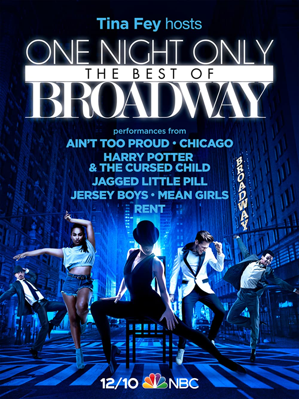 Watch One Night Only: The Best of Broadway Online