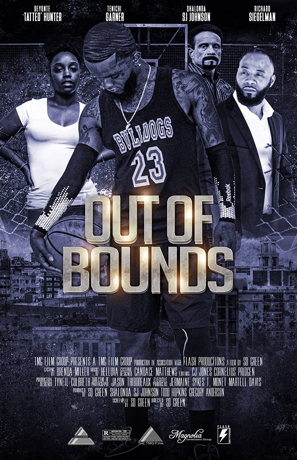 Watch Out of Bounds Online