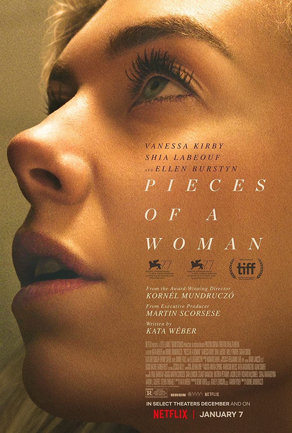 Watch Pieces of a Woman Online