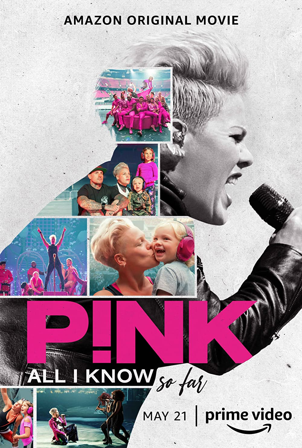 Watch P!nk: All I Know So Far Online
