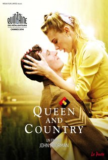 Watch Queen and Country Online