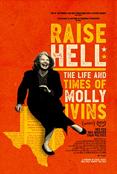 Watch Raise Hell: The Life & Times of Molly Ivins Online