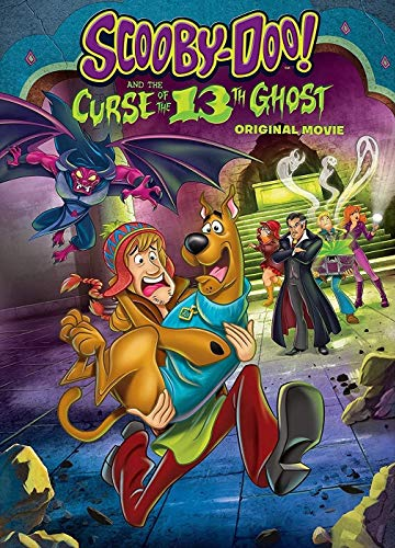 Watch Scooby-Doo! and the Curse of the 13th Ghost Online