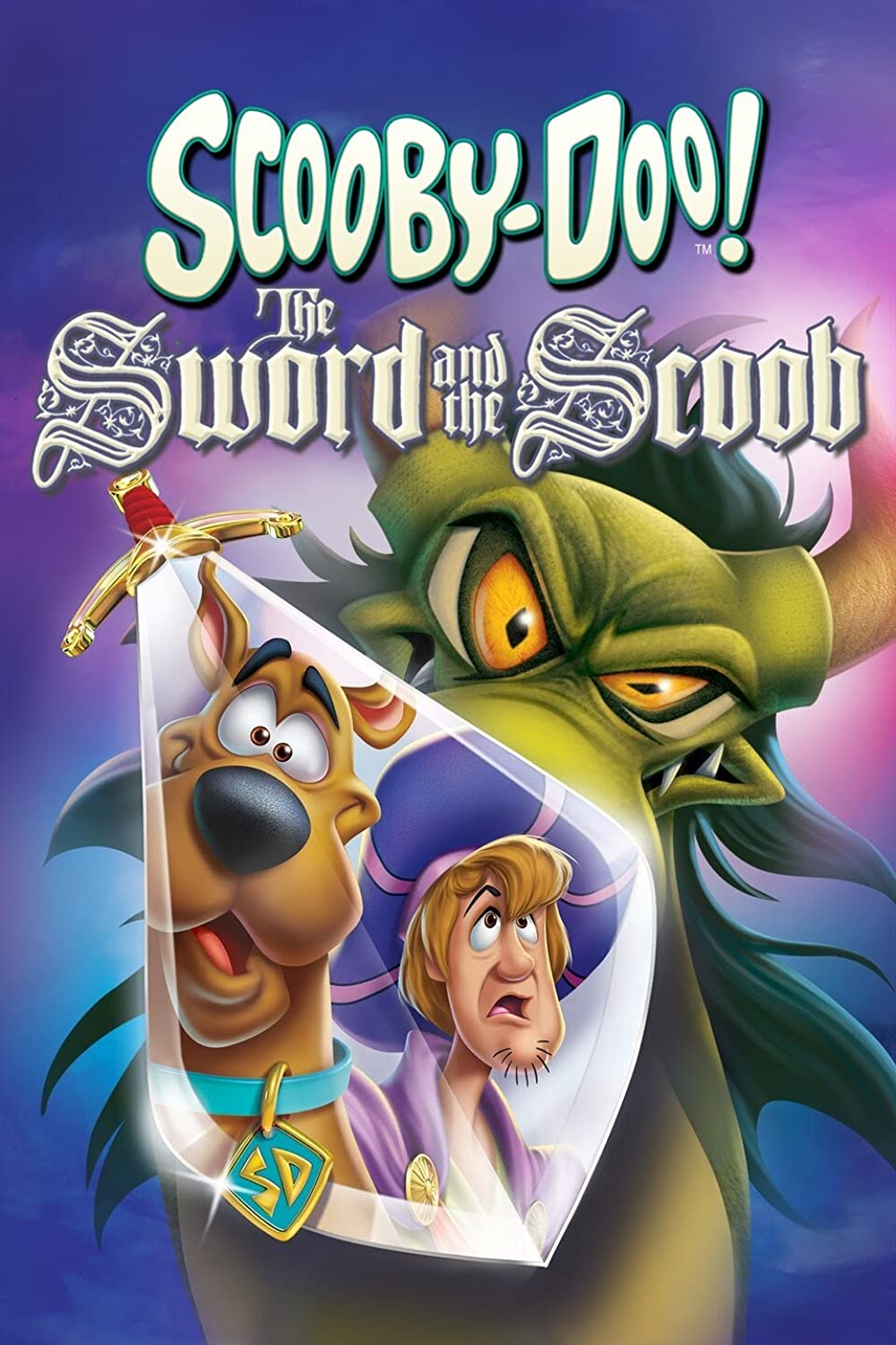 Watch Scooby-Doo! The Sword and the Scoob Online