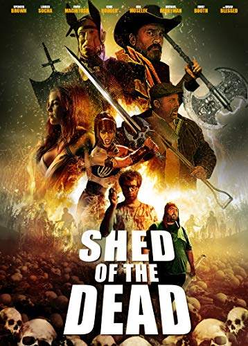 Watch Shed of the Dead Online