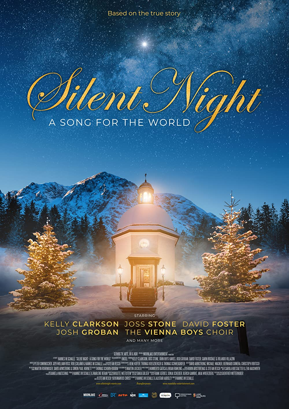 Watch Silent Night: A Song for the World Online