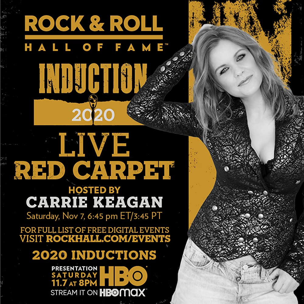 Watch The 2020 Rock & Roll Hall of Fame Induction Ceremony Virtual Red Carpet Live Online