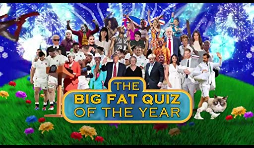 Watch The Big Fat Quiz of the Year Online