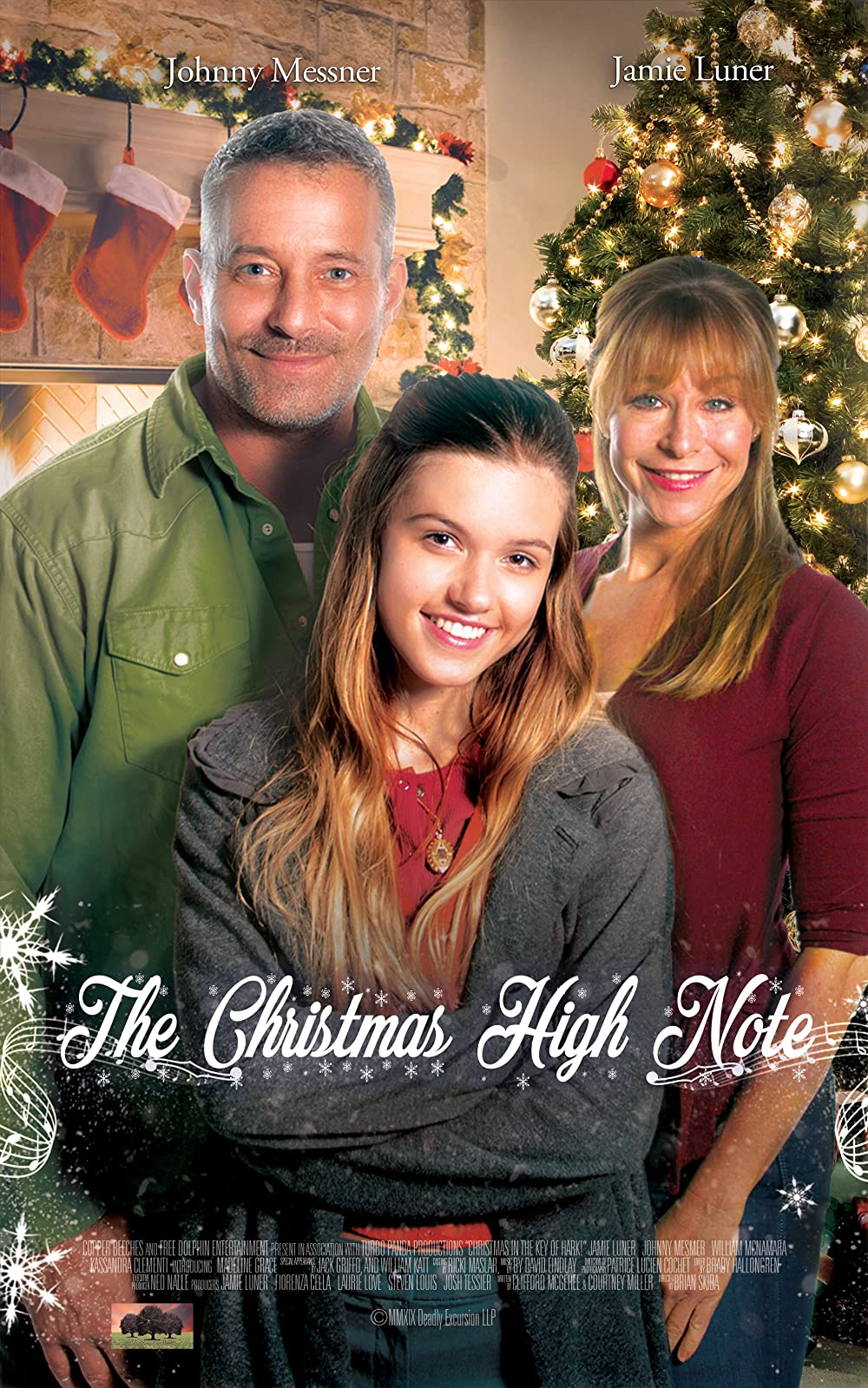 Watch The Christmas High Note Online