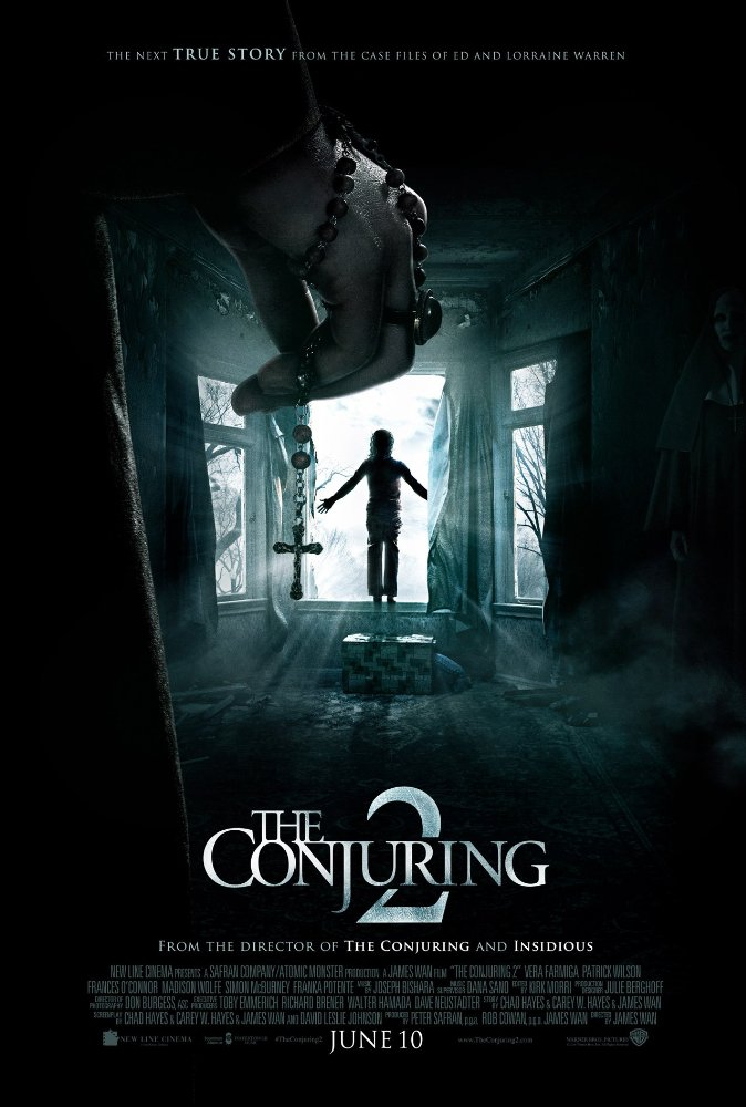 Watch The Conjuring 2 Online