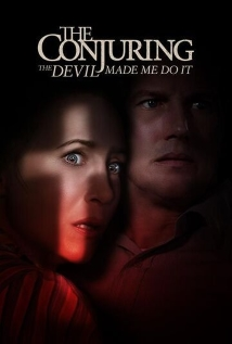 Watch The Conjuring: The Devil Made Me Do It Online