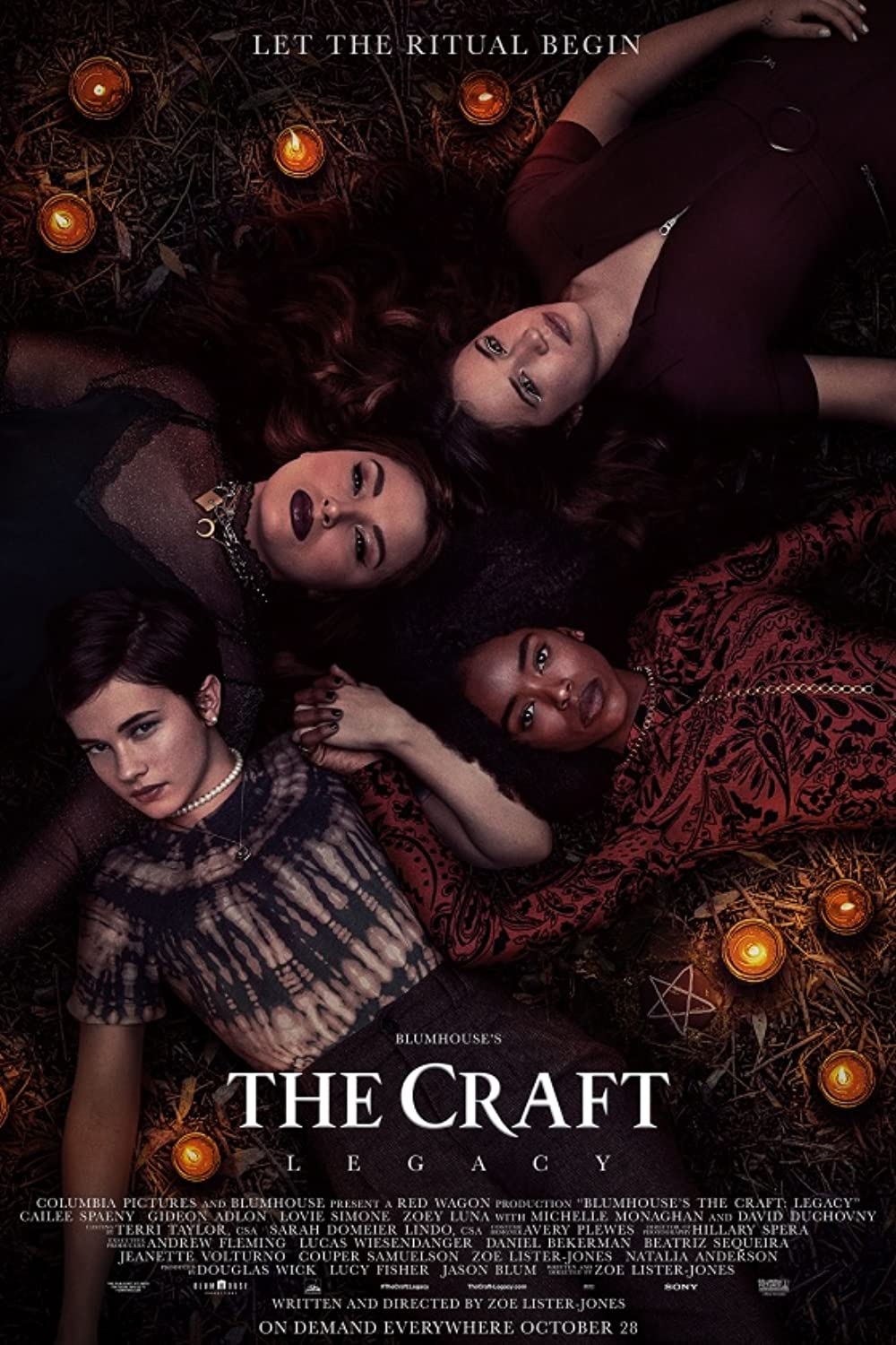 Watch The Craft: Legacy Online