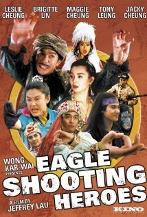 Watch The Eagle Shooting Heroes Online