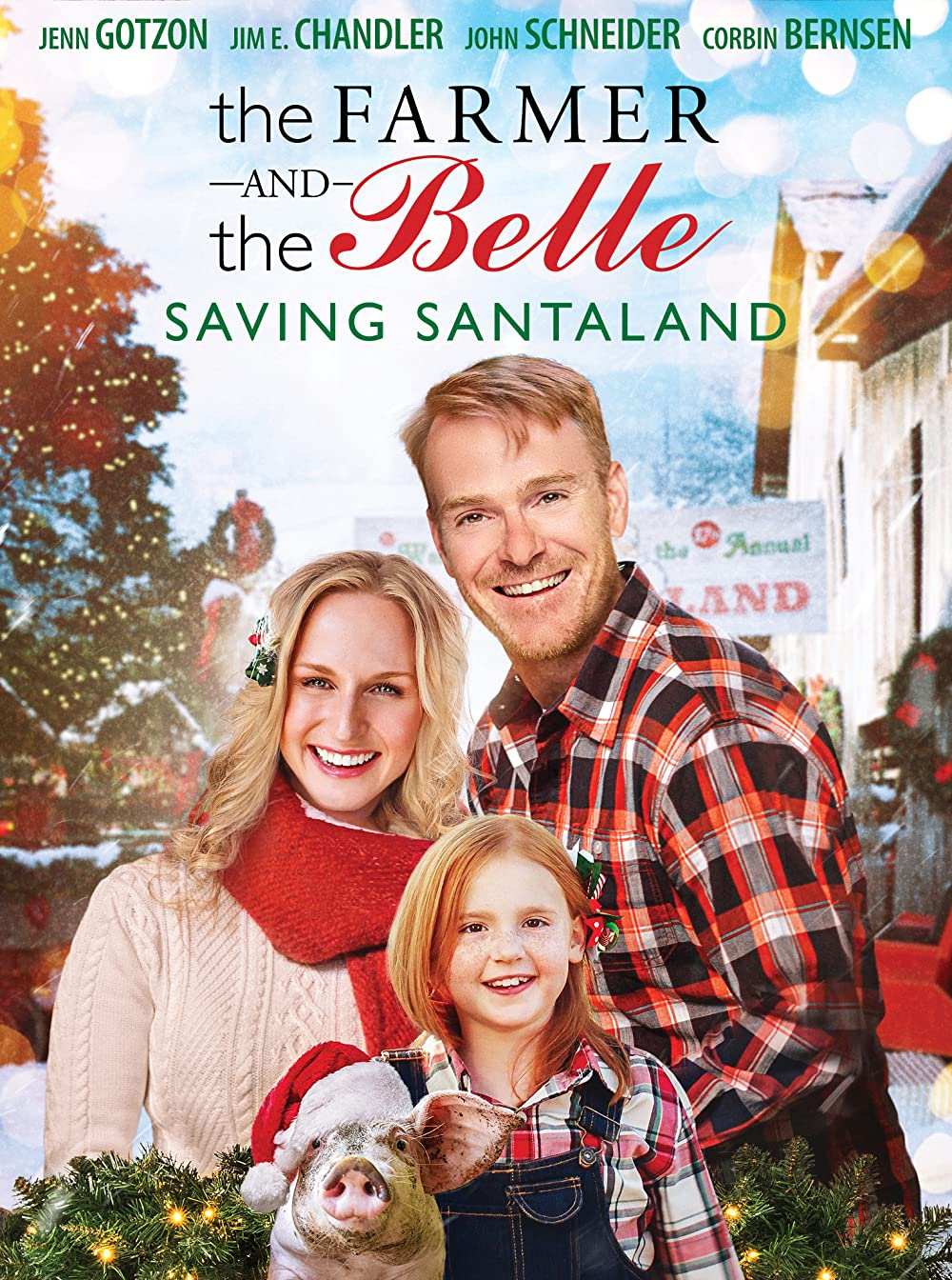 Watch The Farmer and the Belle: Saving Santaland Online
