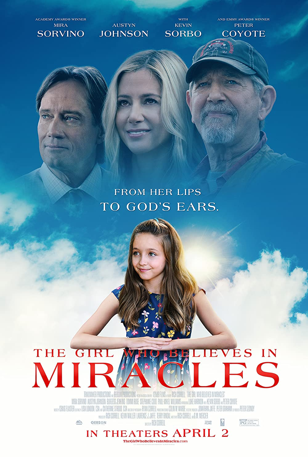 Watch The Girl Who Believes in Miracles Online