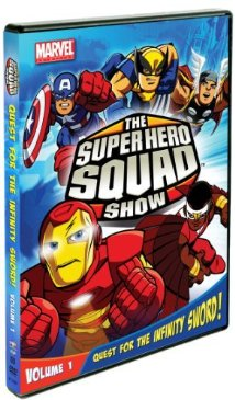 Watch The Super Hero Squad Show Online