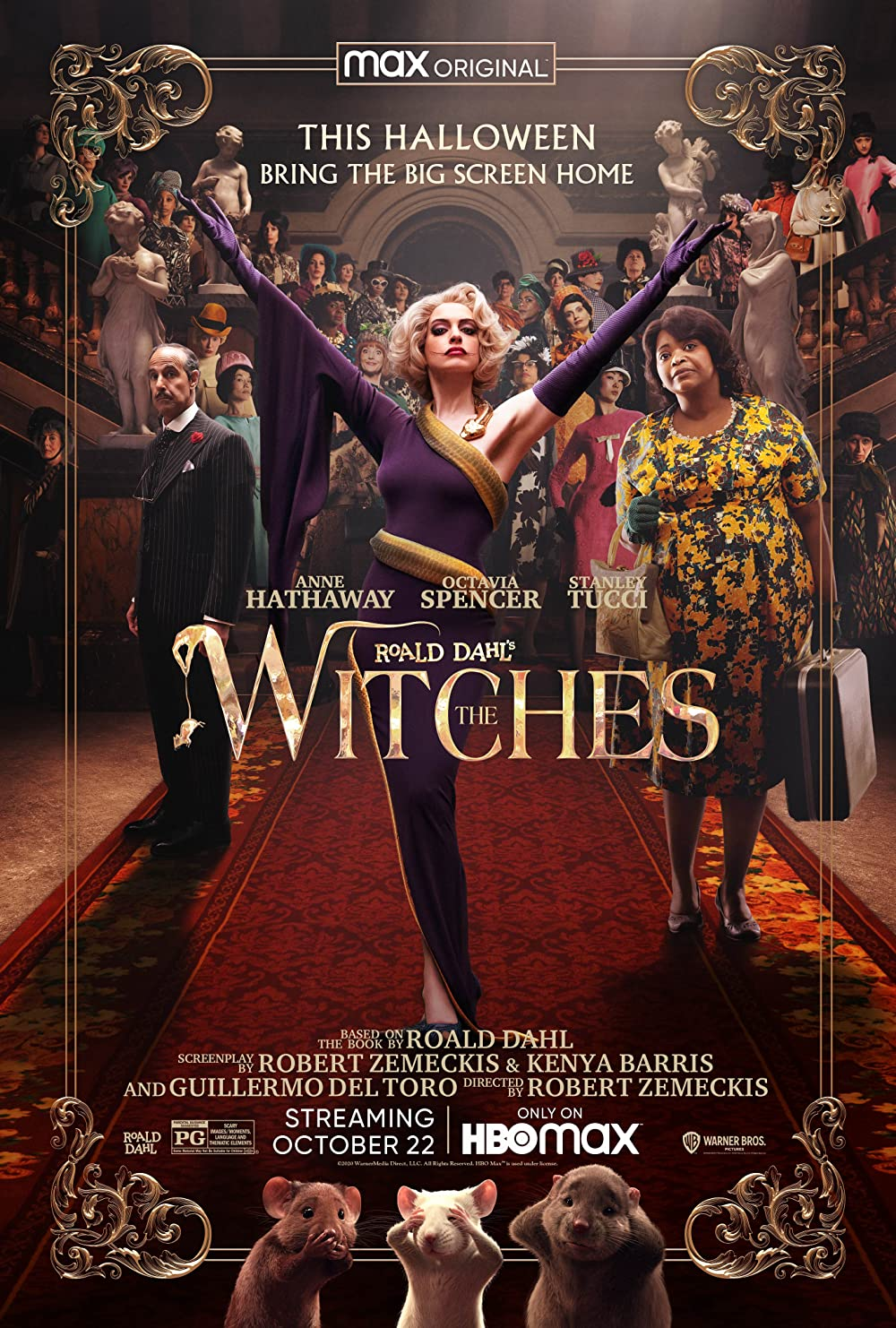 Watch The Witches Online