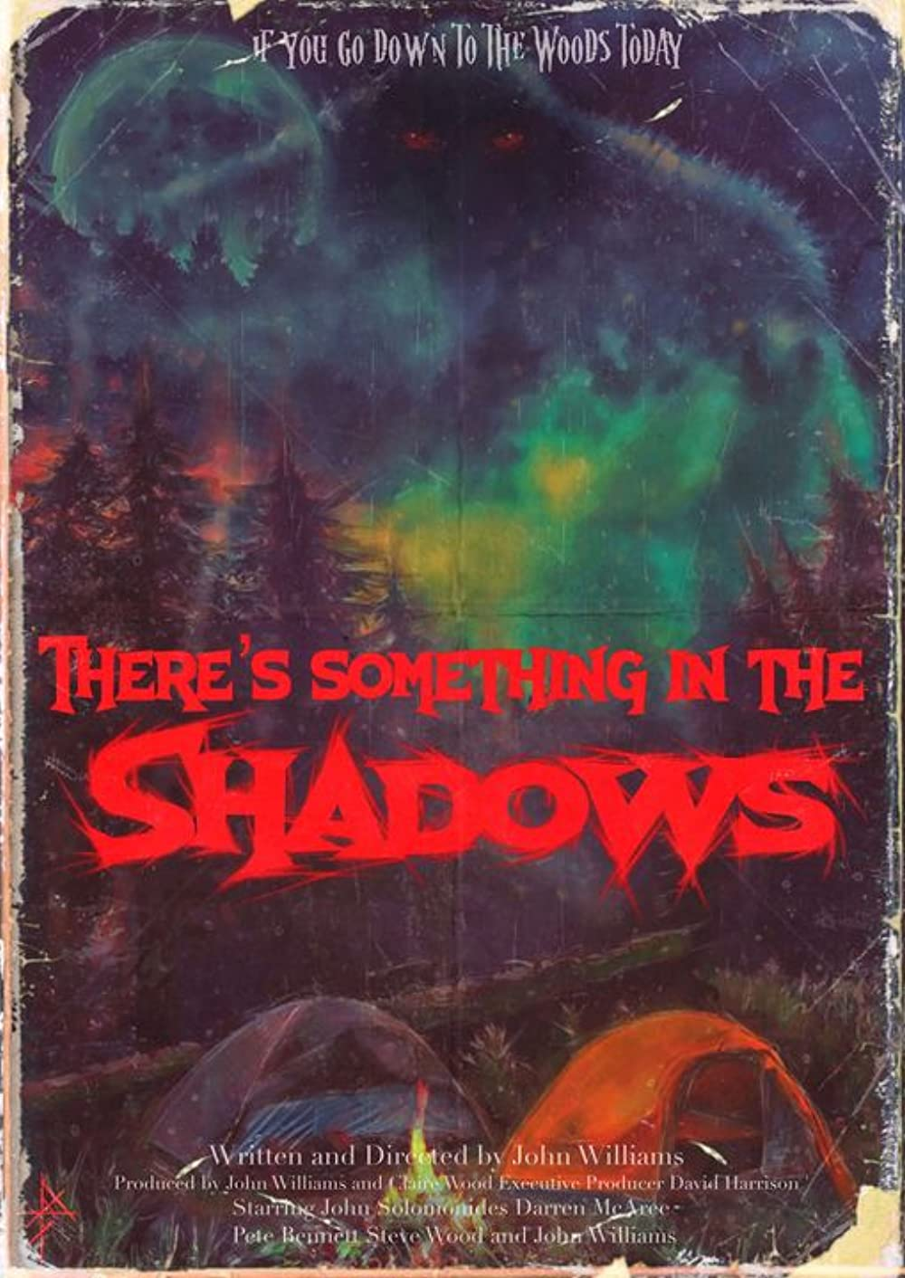 Watch There's Something in the Shadows Online