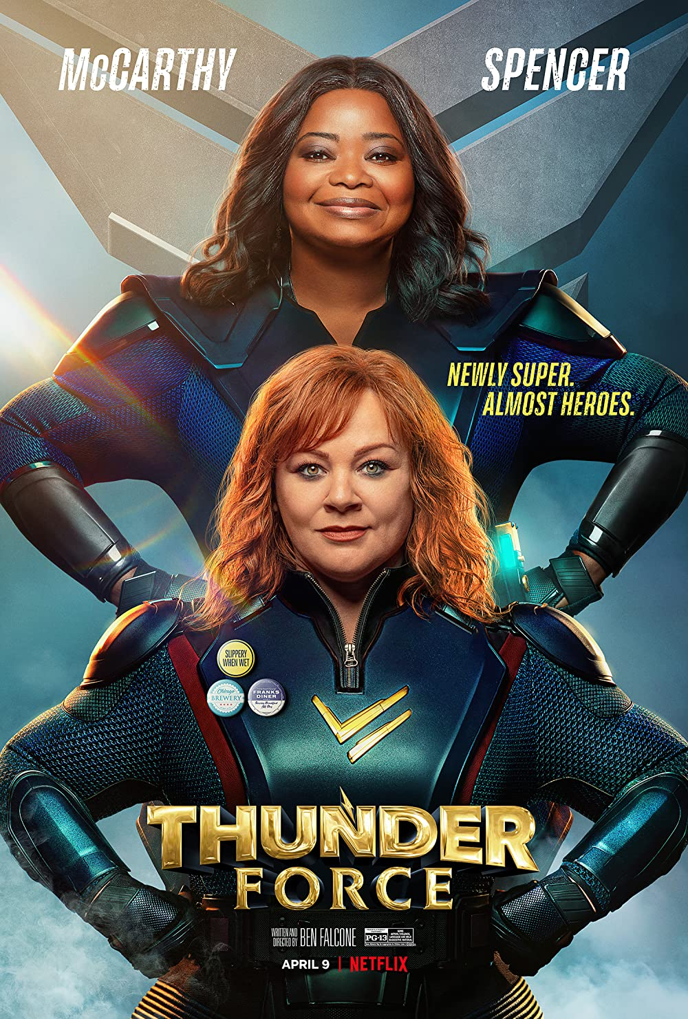 Watch Thunder Force Online