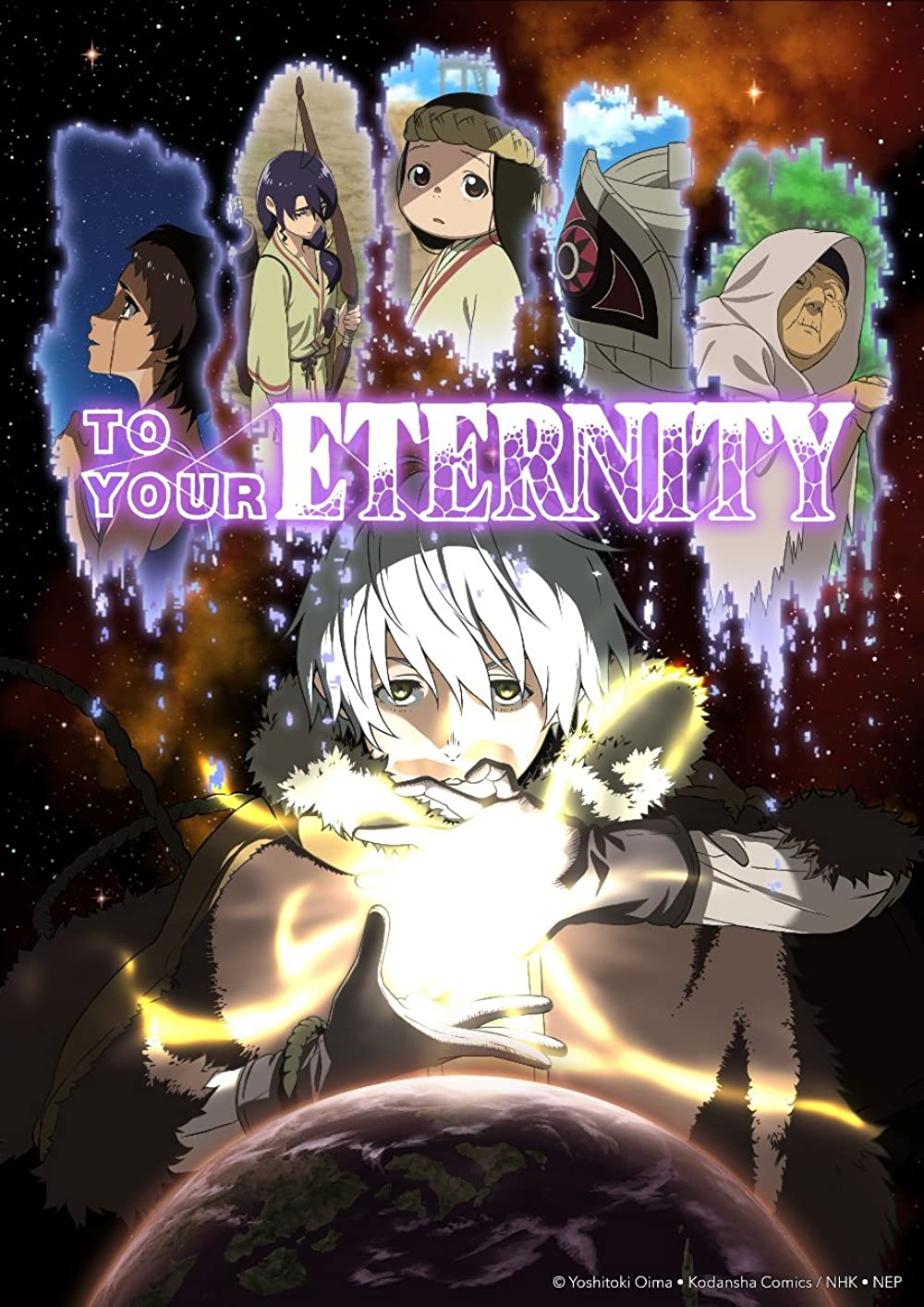 Watch To Your Eternity Online