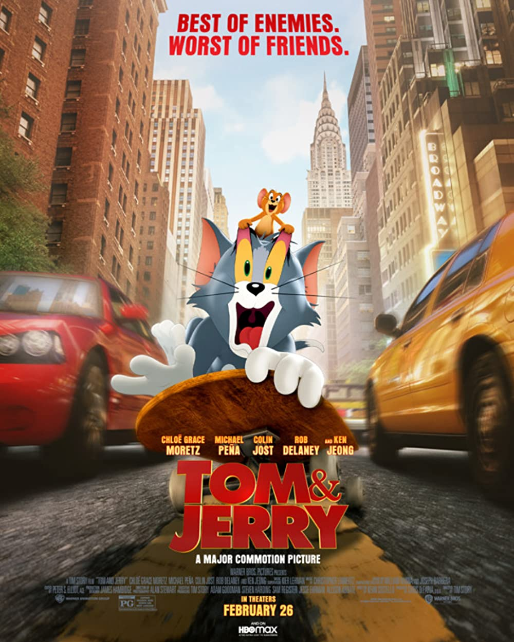 Watch Tom and Jerry Online