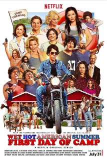 Watch Wet Hot American Summer: First Day of Camp Online
