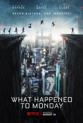 Watch What Happened to Monday Online
