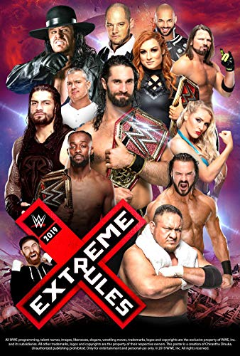 Watch WWE Extreme Rules Online