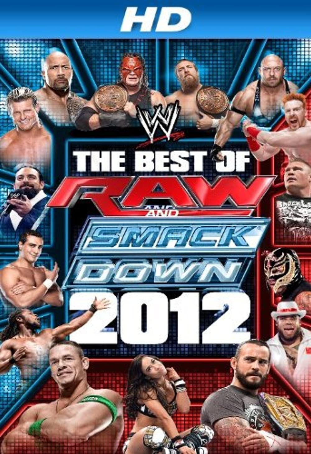 Watch WWE: The Best of Raw & SmackDown 2012, Volume 1 Online