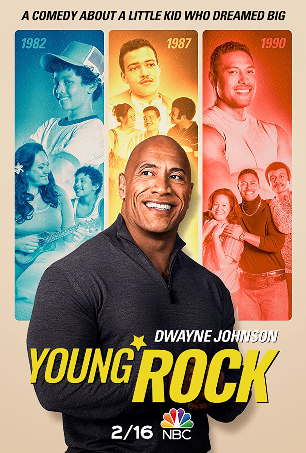 Watch Young Rock Online