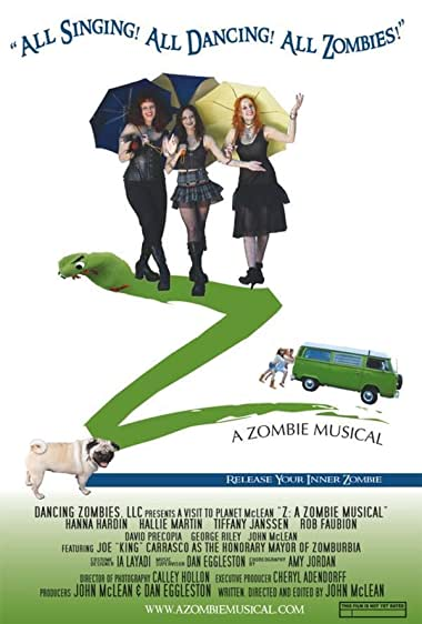 Watch Z: A Zombie Musical Online