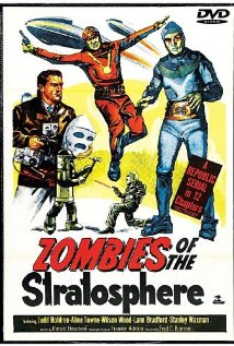Watch Zombies of the Stratosphere Online