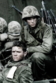 Films about the war in the Pacific (World War II)